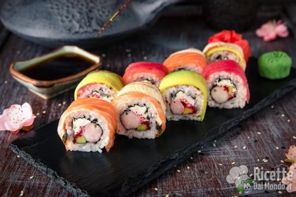 Tipi di sushi: la storia e le origini