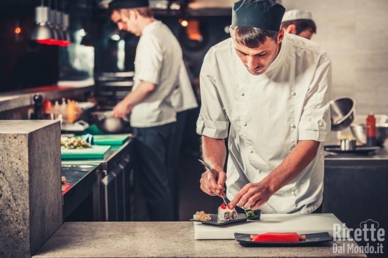 Tipi di sushi: la preparazione