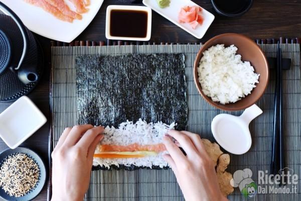 Tipi di sushi: come farlo a casa