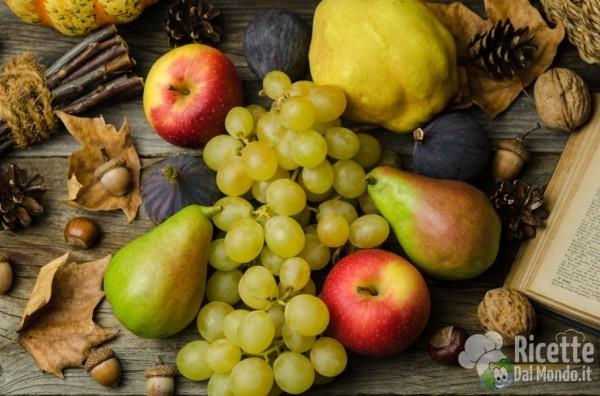 Frutta e verdura di novembre: cosa scegliere