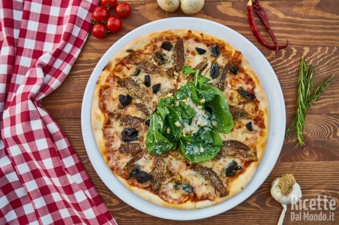 Pizza fatta in casa vantaggi del fornetto ferrari - Pizza forno elettrico casa ...