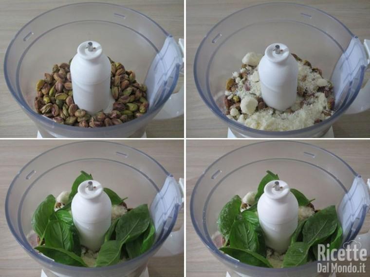 Pesto di pistacchi 2