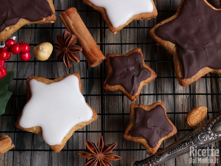 Ricetta lebkuchen di Natale