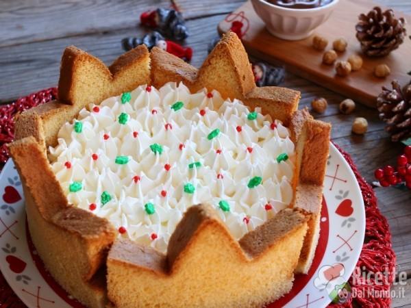 Ricetta torta pandoro di Natale