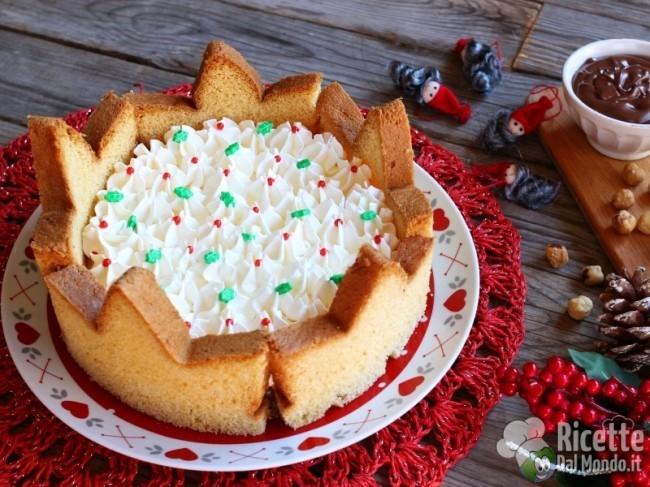 Ricetta Torta pandoro