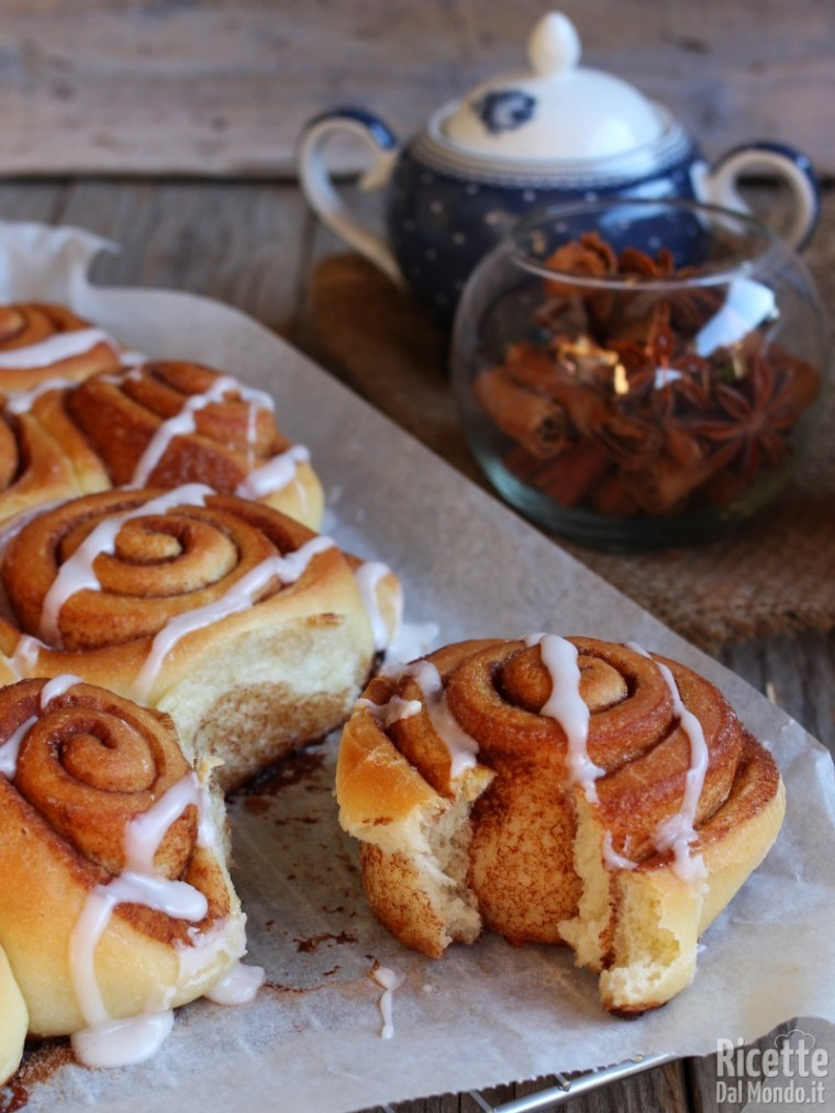 Come fare i Kanelbulle (cinnamon rolls)