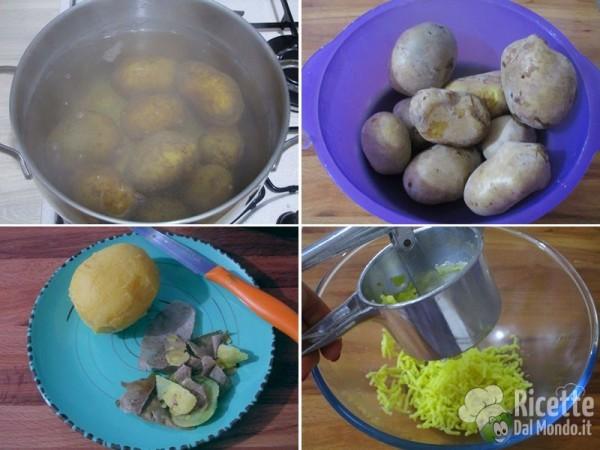 Patate lenticchie e cotechino 2