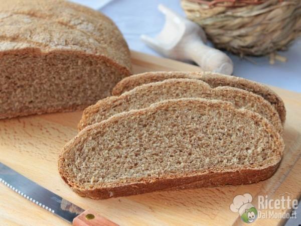 Le 10 ricette più cercate del 2016: pane integrale