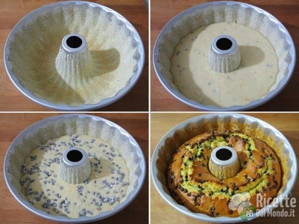 Torta acqua e arancia 6