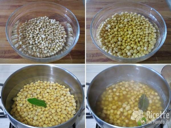 Zuppa di castagne e ceci 2