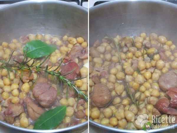 Zuppa di castagne e ceci 4