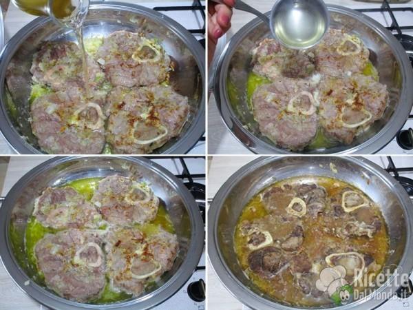 Ossibuchi alla milanese con risotto 4