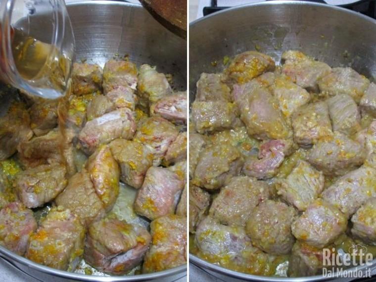Bocconcini di vitello con patate 5