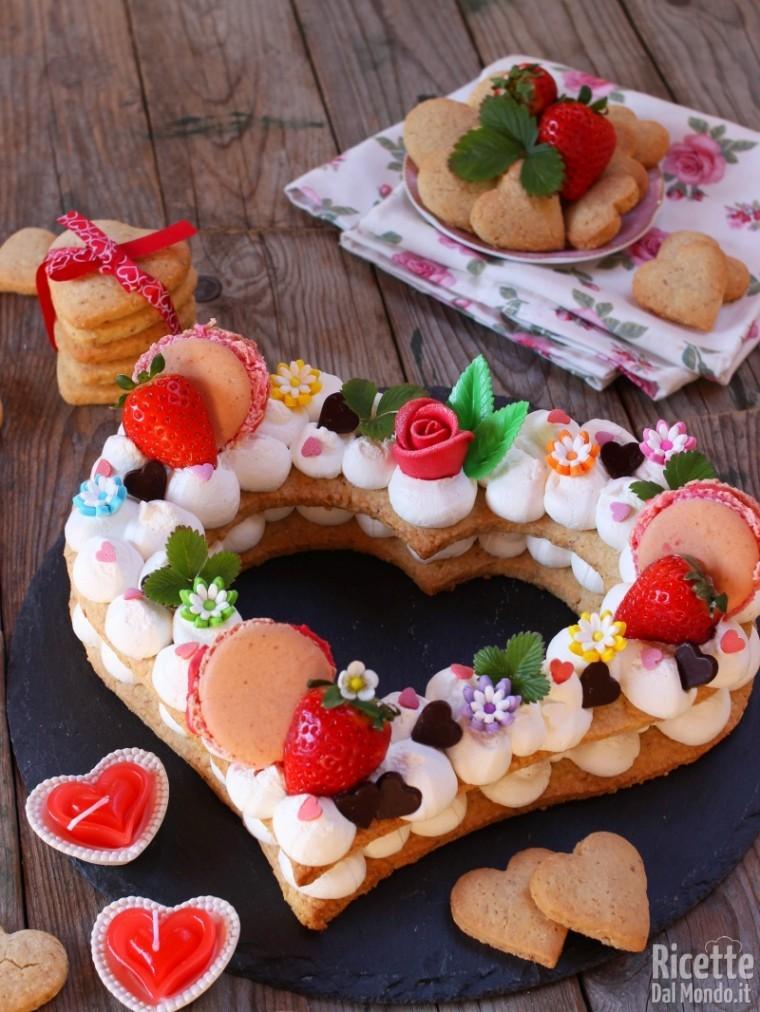 Come fare la cream tart