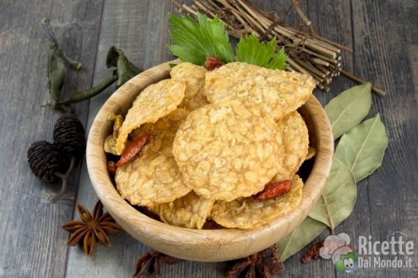 Tempeh, derivato dalla soia per fermentazione