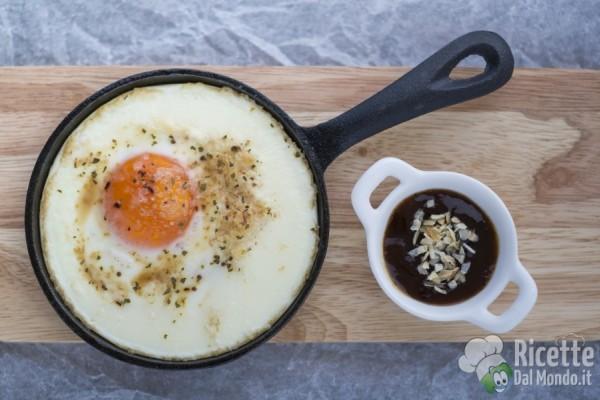 5 modi per cucinare le uova: al tegamino