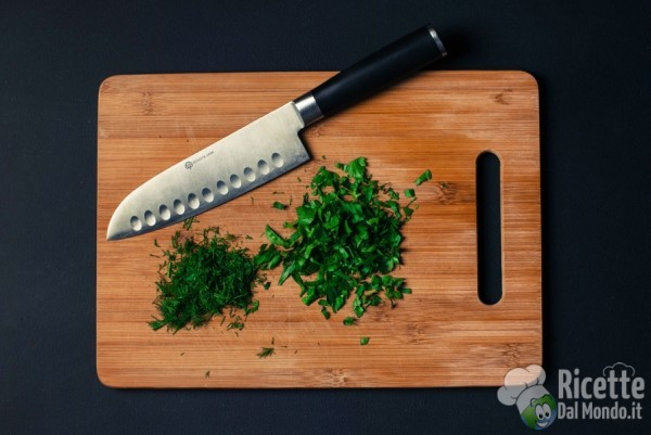Coltelli da cucina: per le verdure