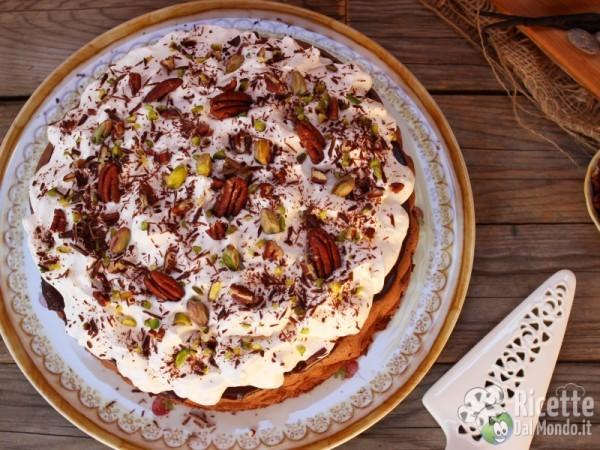 Ricetta poke cake al cioccolato