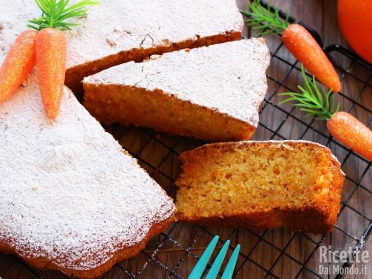 Come fare la torta alle carote