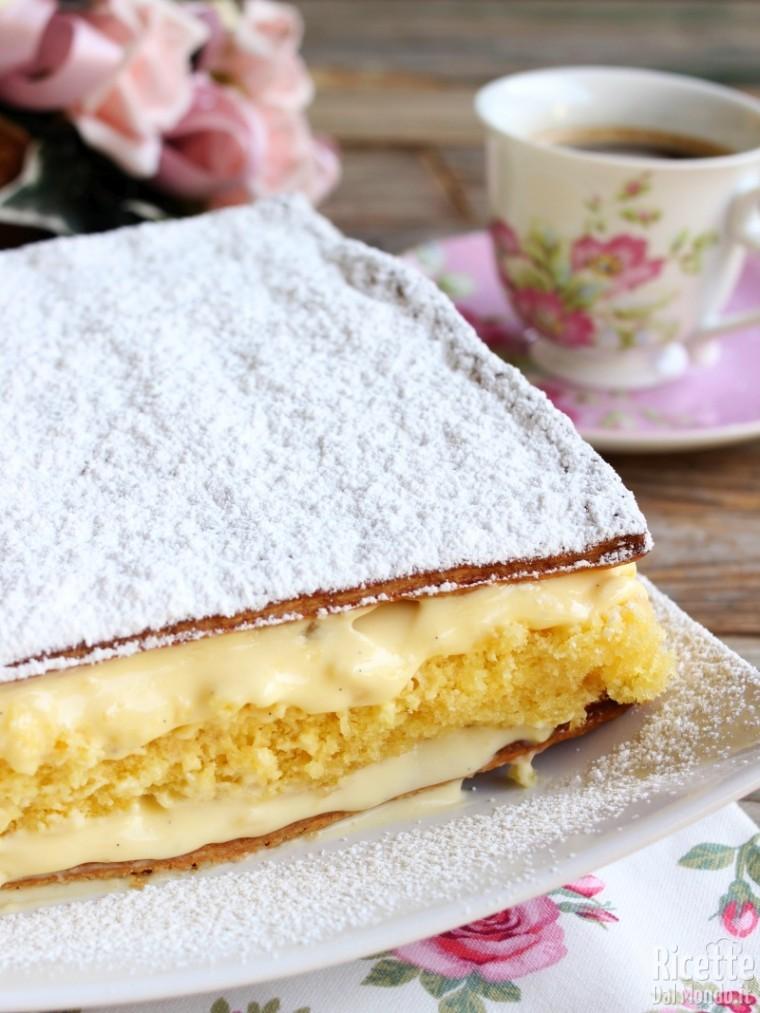 Ricetta torta diplomatica semplice