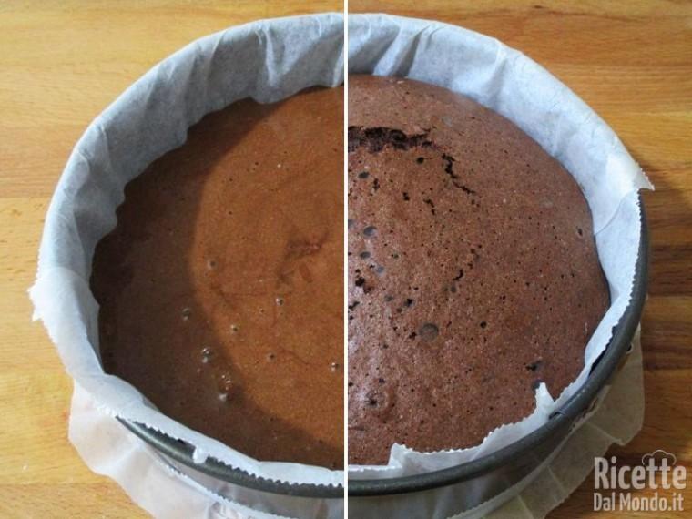 Torta Nutella e mascarpone 4