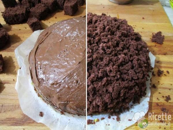 Torta Nutella e mascarpone 12