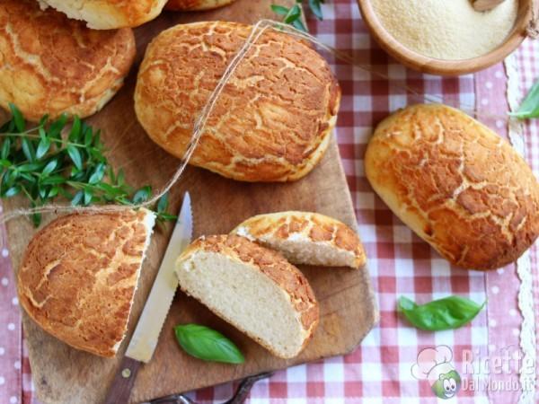 Ricetta tiger bread