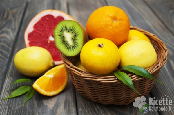 Frutta e verdura di marzo: agrumi e kiwi