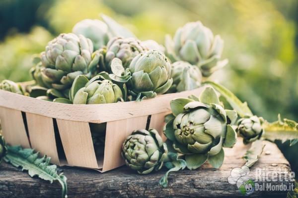 Frutta e verdura di marzo: carciofi
