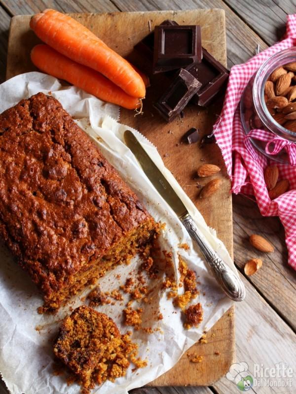 Come fare il dolce alle mandorle e cioccolato vegano