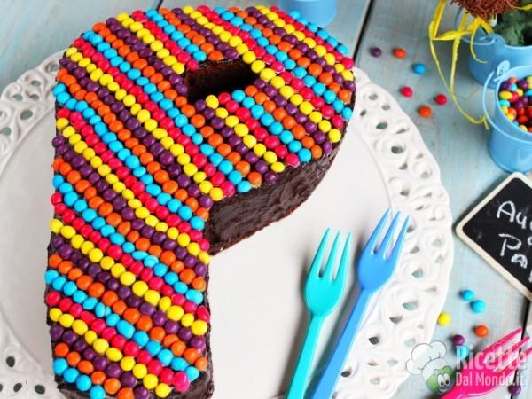 Ricetta della torta al cioccolato per la festa del papà