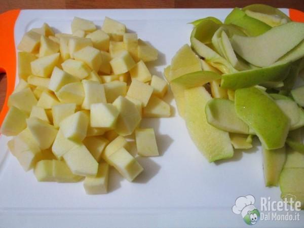 Salsicce con le mele 2