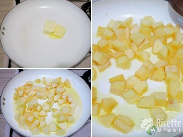Salsicce con le mele 3