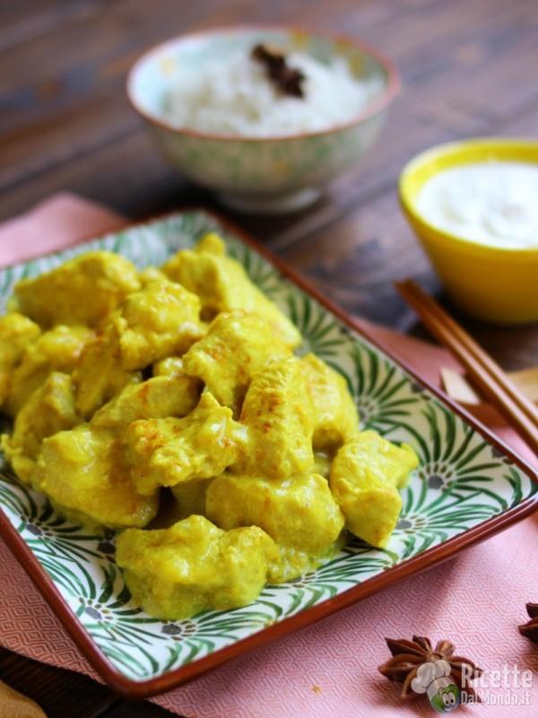 Ricetta chicken tikka masala