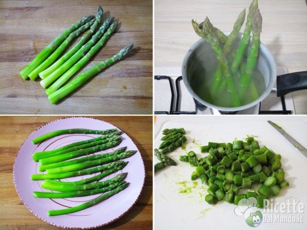 Cestini di farina integrali con verdurine 6