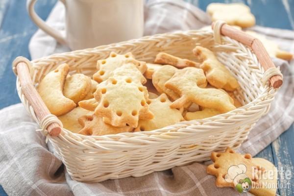 5 usi della farina di riso: biscotti