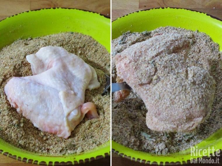 Ali di pollo speziate 5