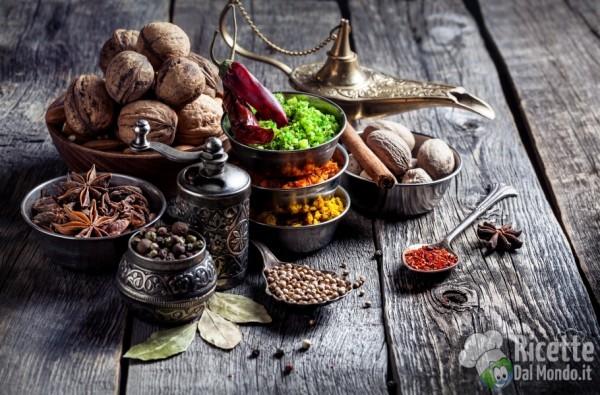 Cucina ayurvedica: le spezie