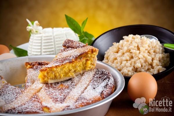 10 ricette di Pasqua: la pastiera napoletana