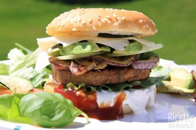 Come fare i burger vegetali: la cottura