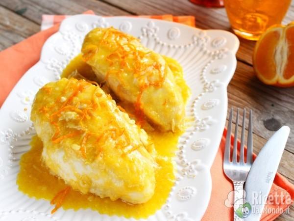 Ricetta pollo all'arancia semplice e veloce