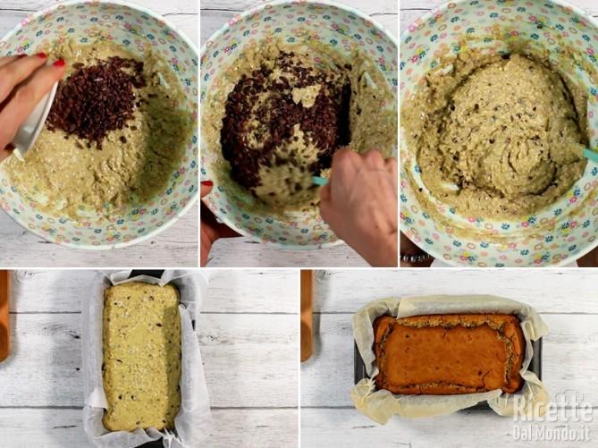Torta senza glutine con mandorle e tè matcha 5