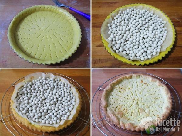 Crostata Morbida Con Confettura E Crema Al Mascarpone
