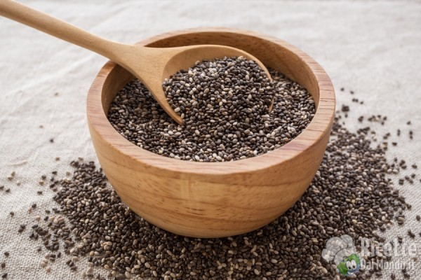 Semi in cucina: semi di chia