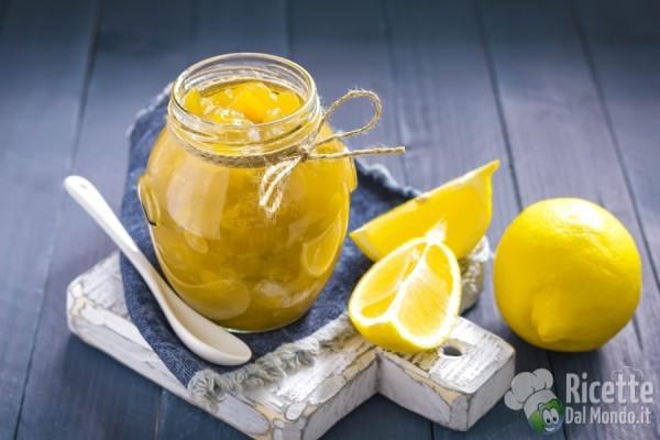 10 confetture per 10 formaggi: di limone