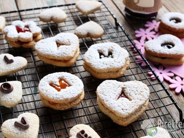 Ricetta biscotti al burro per la festa della mamma