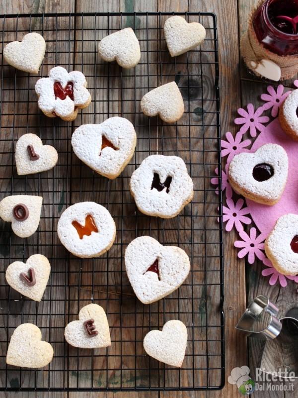 Come fare i biscotti al burro per la festa della mamma