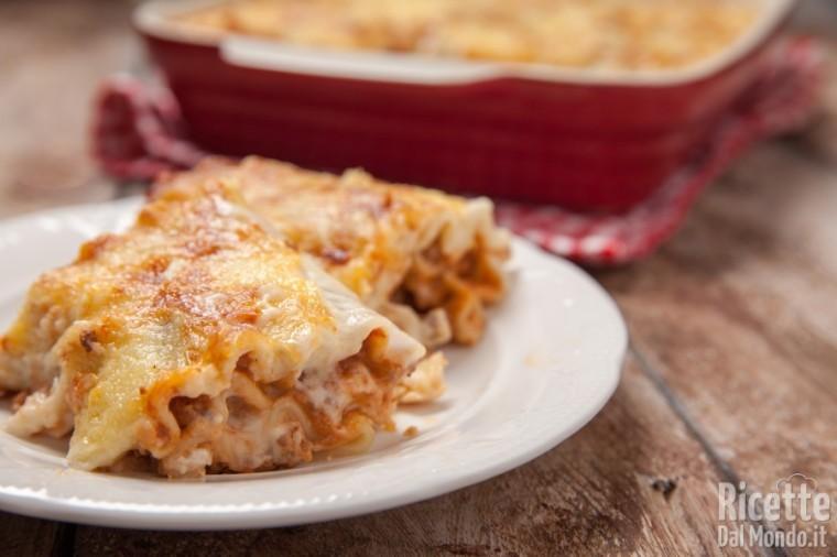 5 lasagne vegetariane: ai quattro formaggi