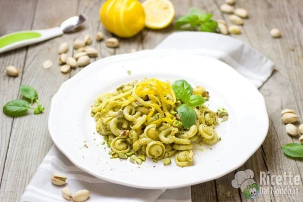 Pesto di pistacchi: 5 varianti