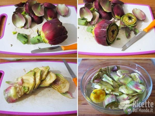Zuppa di verdure primaverili alla romana 2
